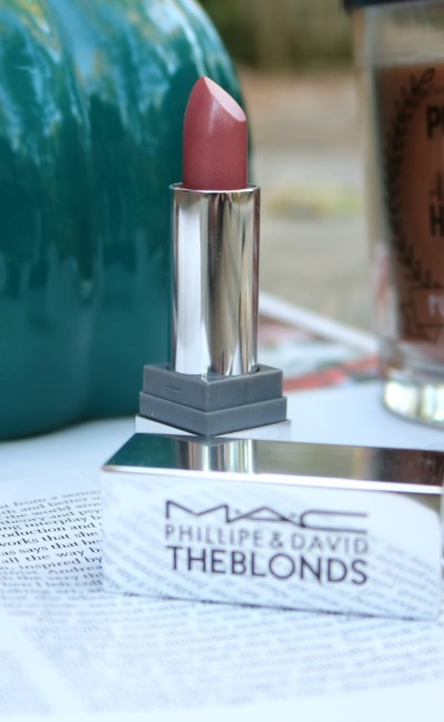 Pucker Up with The Blonds x MAC Lipstick