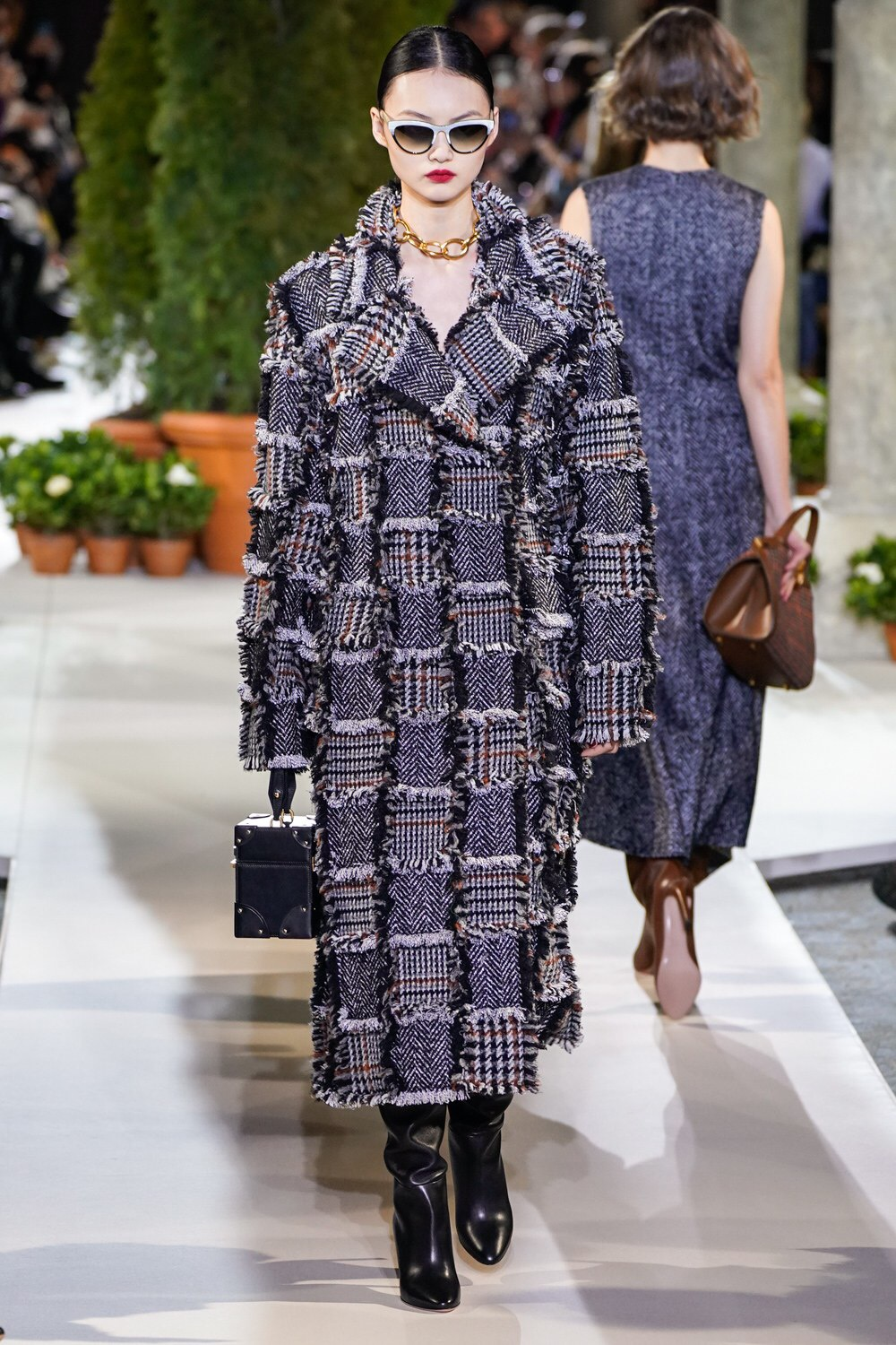 Best NYFW Looks I Oscar de la Renta Fall 2019 Collection #NYFW #Fall2019 #FW19 #Runway