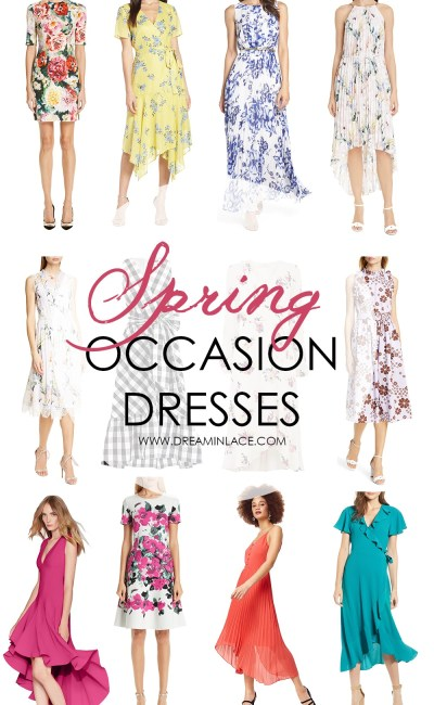 Stylish Spring Occasion Dresses