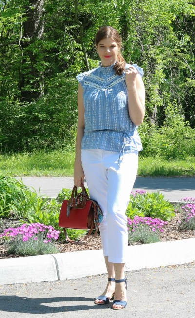 A Memorial Day OOTD + Sale Round-Up