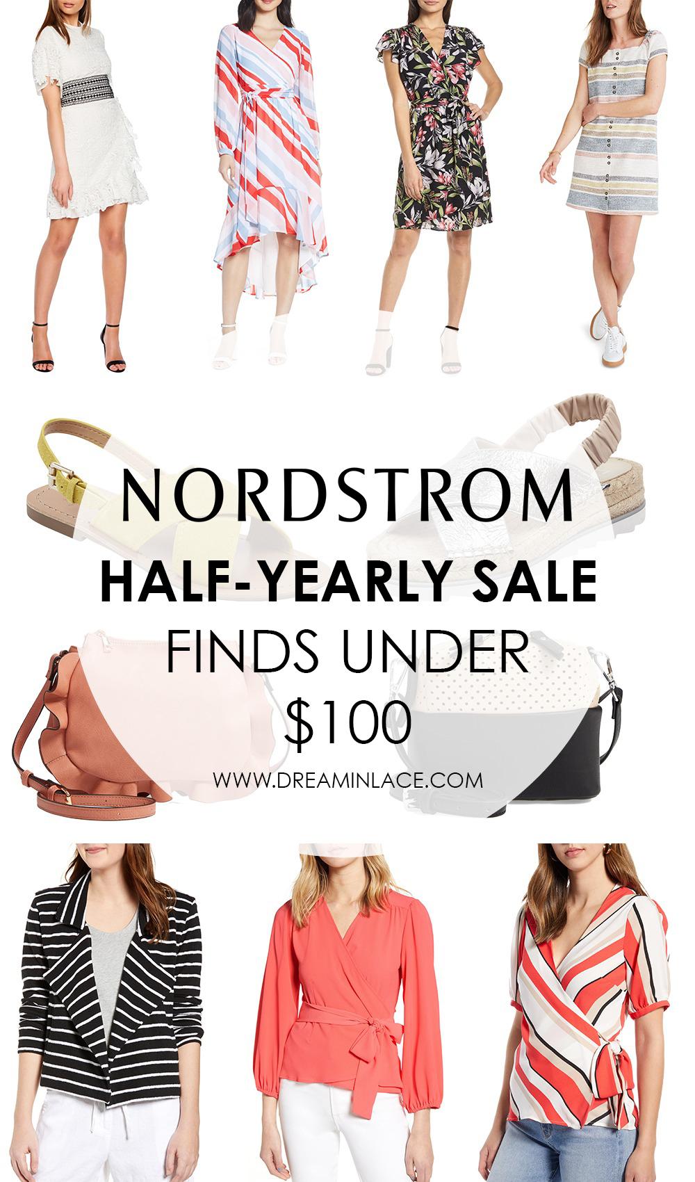 Nordstrom Sale Finds Under $100 I Summer Styles #Nordstrom #Nsale #ShoppingTips
