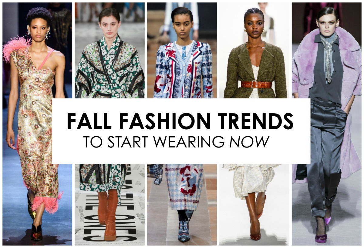 2019 Fall Fashion Trends to Start Wearing Right Now I DreaminLace.com #styleinspo #fallfashion #fashionblog