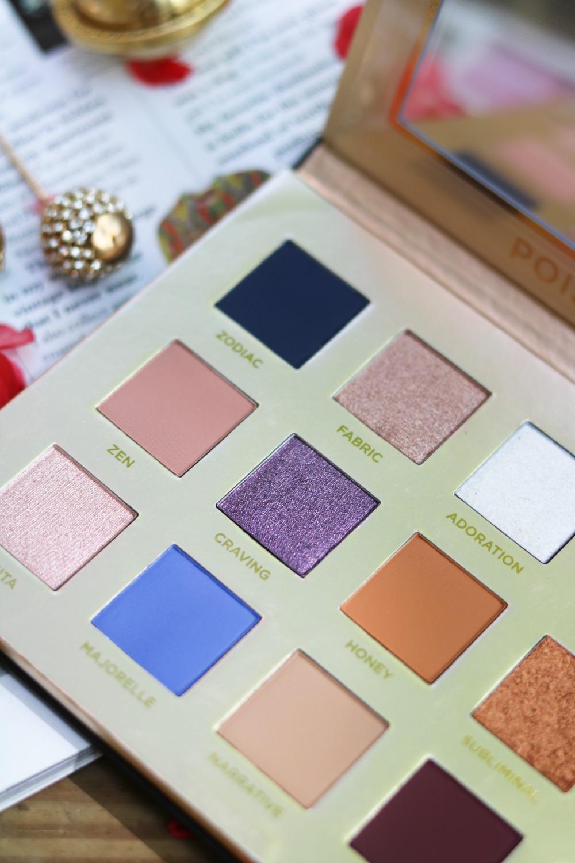 NABLA Poison Garden Eyeshadow Palette Review I DreaminLace.com #Makeup #BeautyBlog #MakeupTips #CrueltyFreeBeauty