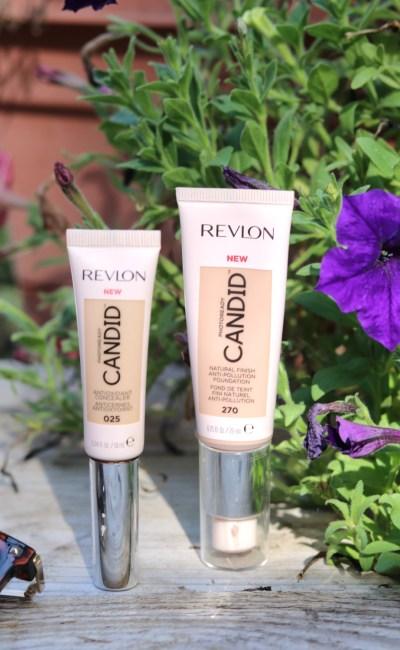 Revlon's Anti-Pollution Foundation & Concealer Duo