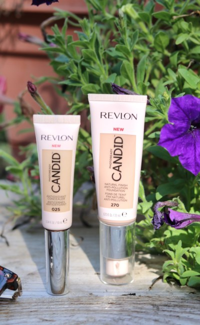 Revlon's Anti-Pollution Foundation & Concealer Duo