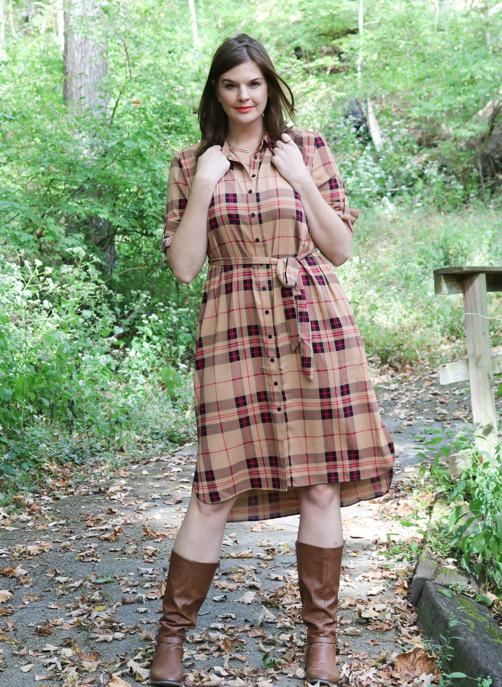 Plaid Styles for Fall 2019 I Fashion Blog DreaminLace.com #fallfashion #styleblog #styleinpso #fashionblogger #fashionista