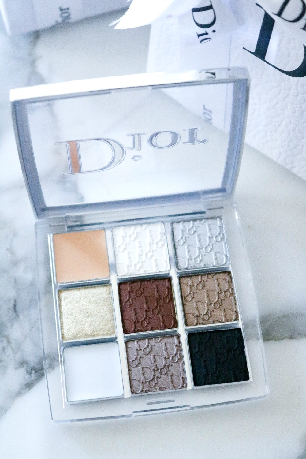 Dior Backstage Custom Eyeshadow Palette I Dreaminlace.com