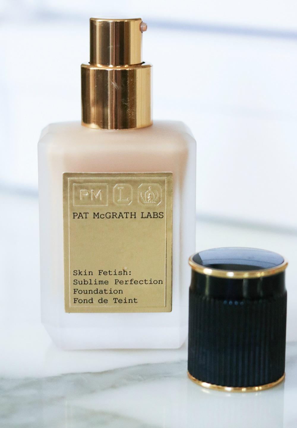 Pat McGrath Sublime Perfection Foundation Review I Luxury Makeup Blog DreaminLace.com #Makeup #BeautyTips #BeautyBlog