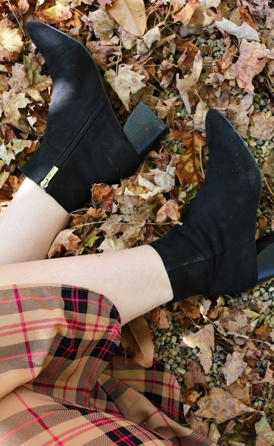 Vegan Leather Boots Under $100