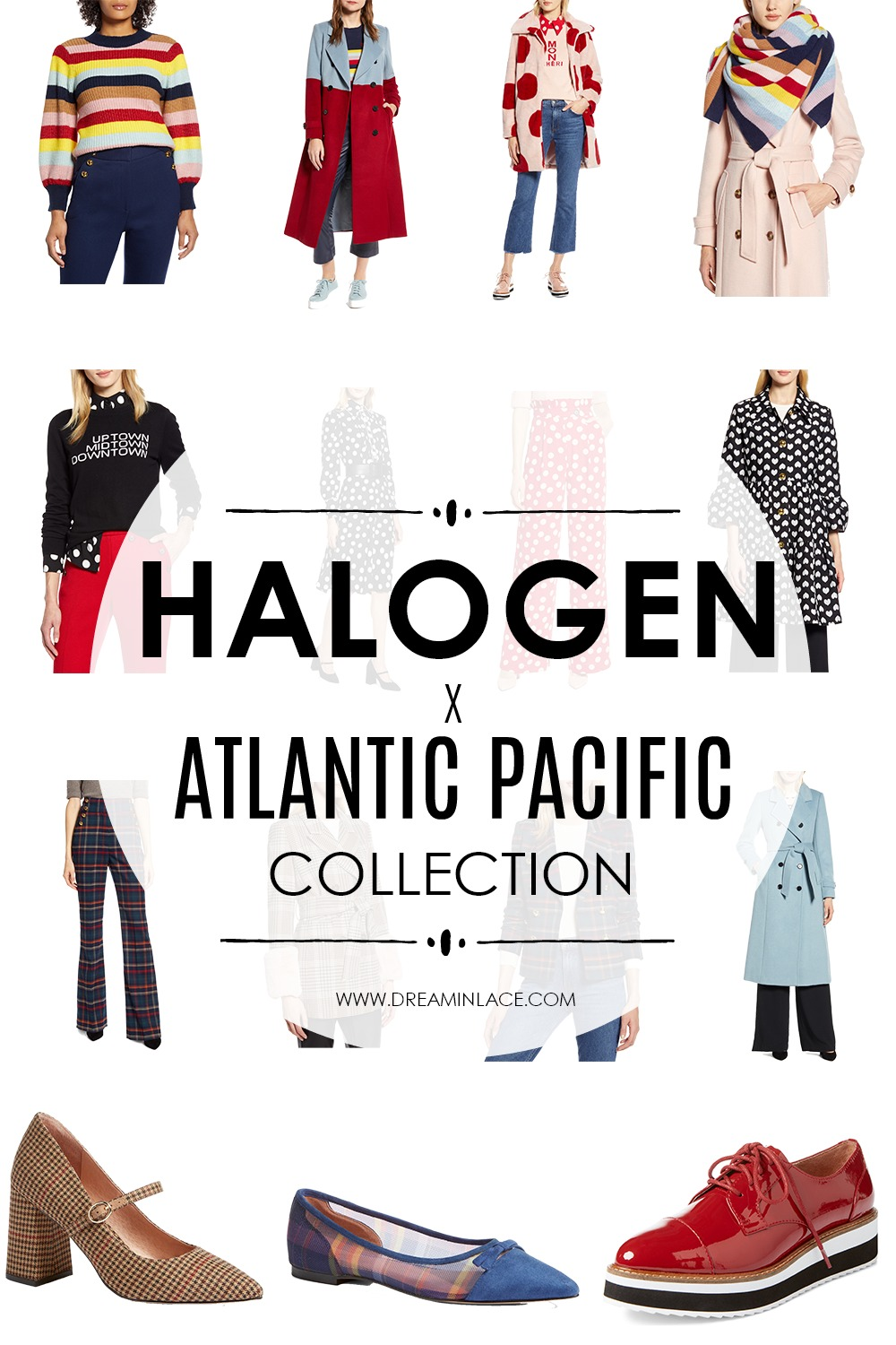 Halogen Atlantic Pacific Collaboration I Fall 2019
