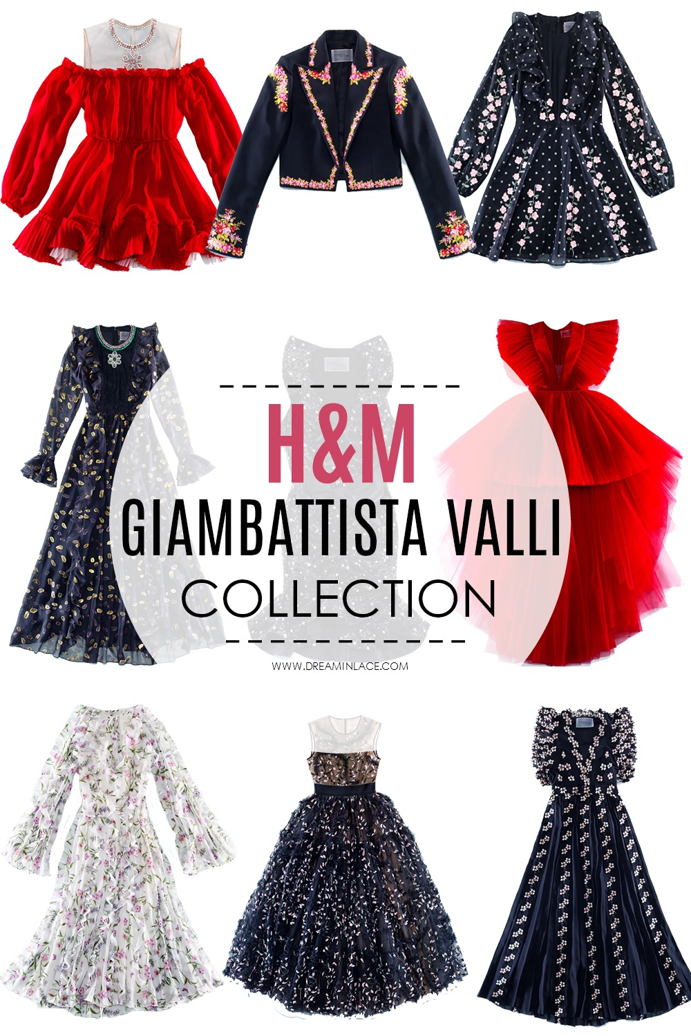 HM Giambattista Valli Collection I DreaminLace.com