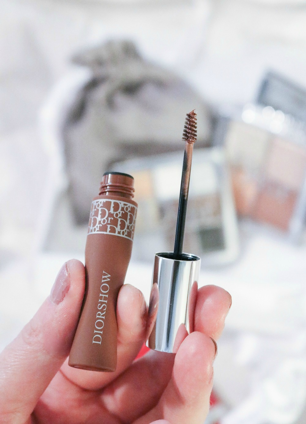 Dior Pump n Brow Mascara Review I DreaminLace.com