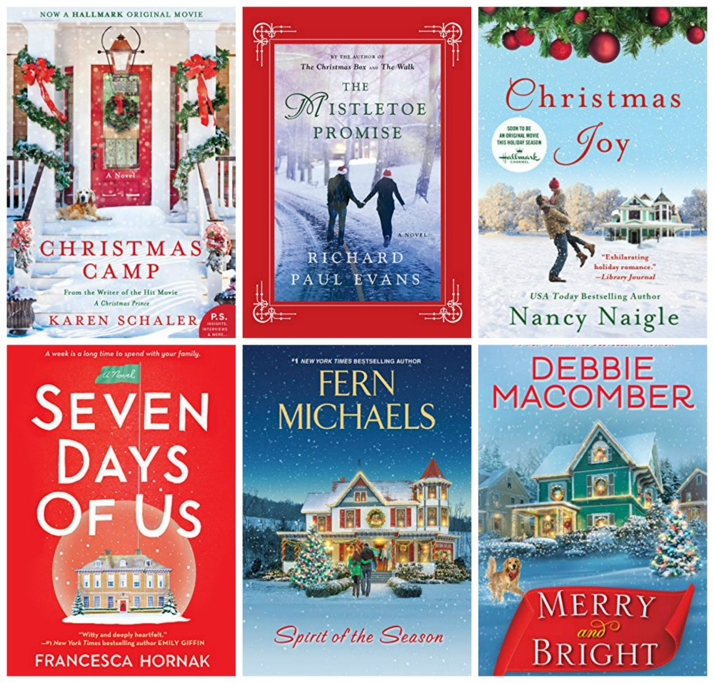 Festive Christmas Reads for the Holidays I Blogmas 2019