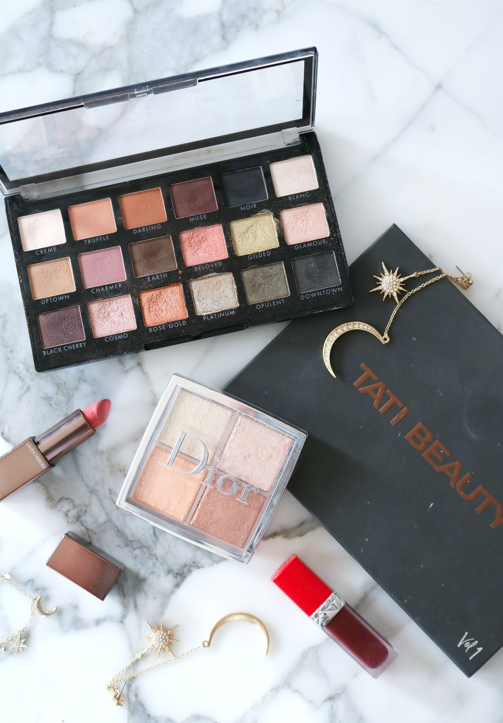 Best 2019 Makeup Releases I ELF, Dior, Tati Beauty and Laura Mercier #Makeup #BeautyBlog