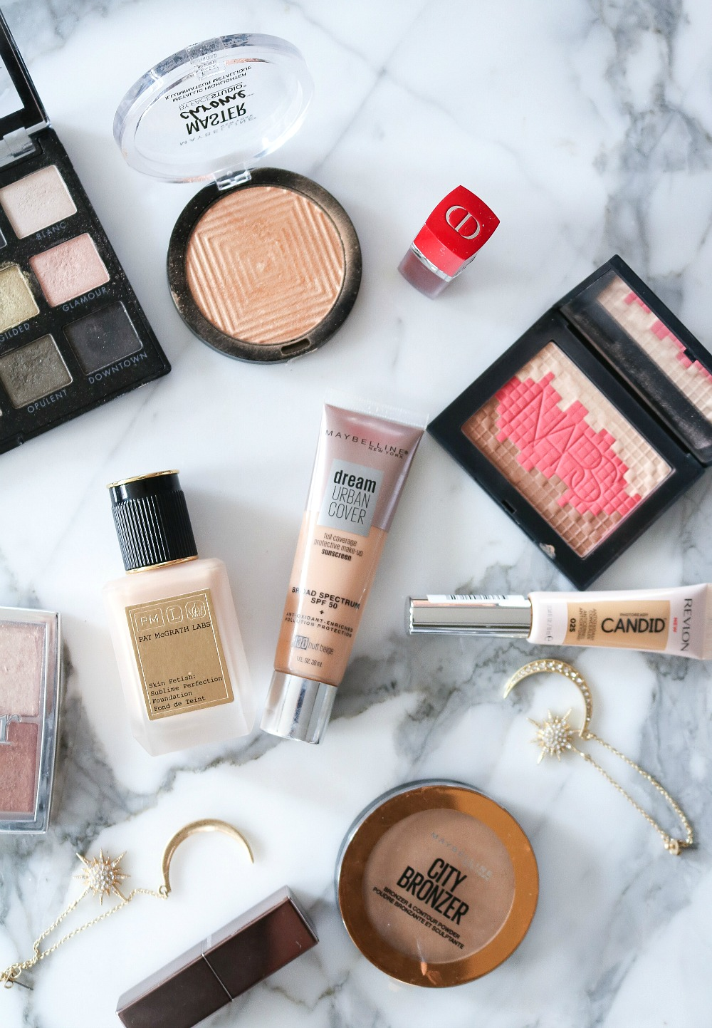 Best 2019 Makeup Releases I Maybelline, Revlon, Pat McGrath Labs and NARS #Makeup #BeautyBlog