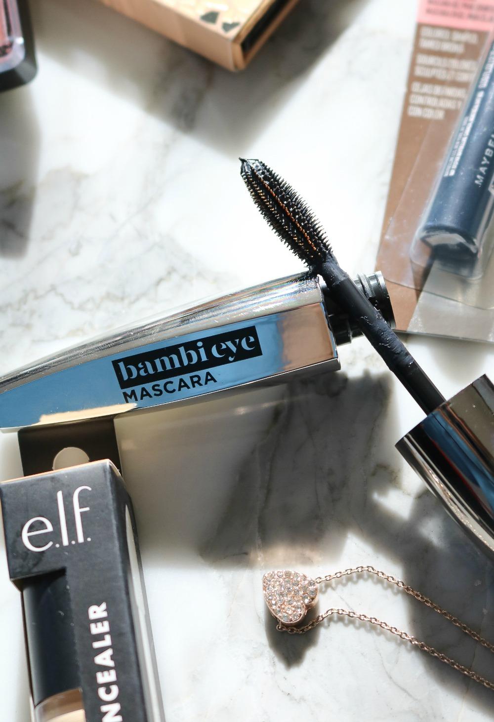 New Drugstore Makeup Products I Loreal Bambi Mascara