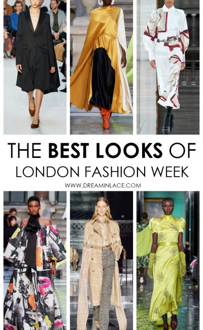 The 14 Best Looks of London Fashion Week