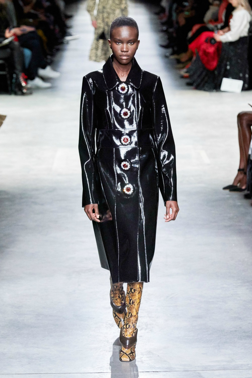 Best LFW Runway Looks I Christopher Kane Fall 2020 Collection