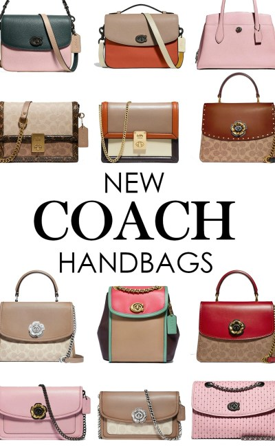 Meet COACH's All New Modern Classic Handbags