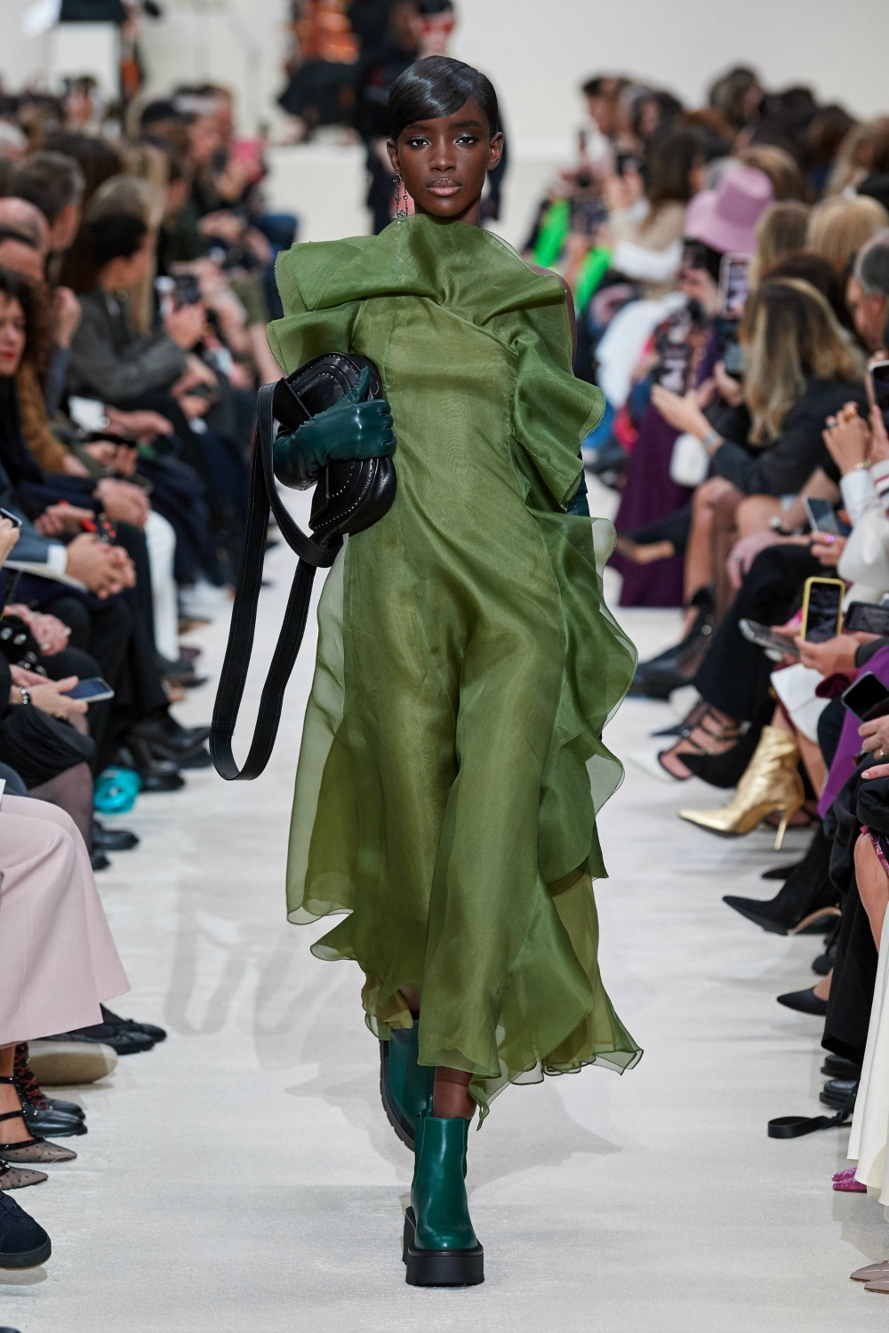 Best PFW Runway Looks I Valentino Fall 2020 Collection