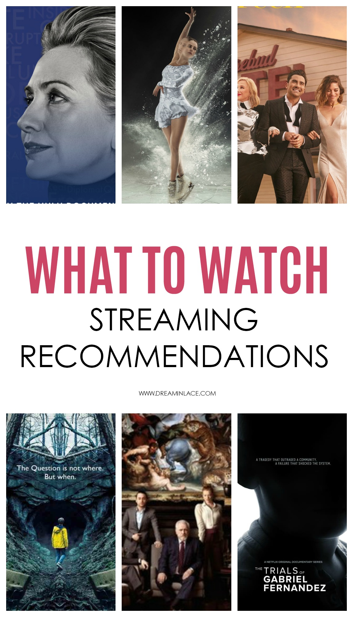 What to Watch I Streaming recommendations to help you pass the time at home during the coronavirus outbreak.