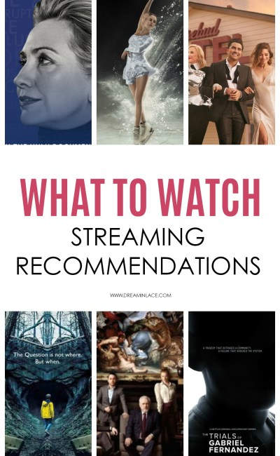 What to Watch During Your Downtime at Home