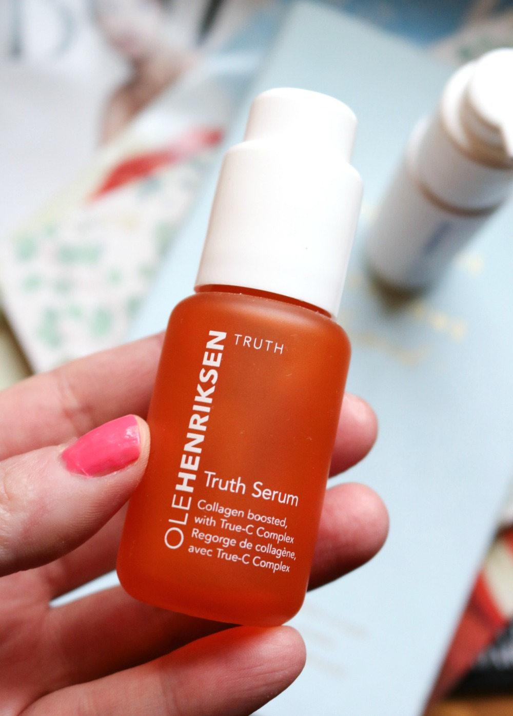 Ole Henriksen Serum Comparison I Truth Vitamin C Serum