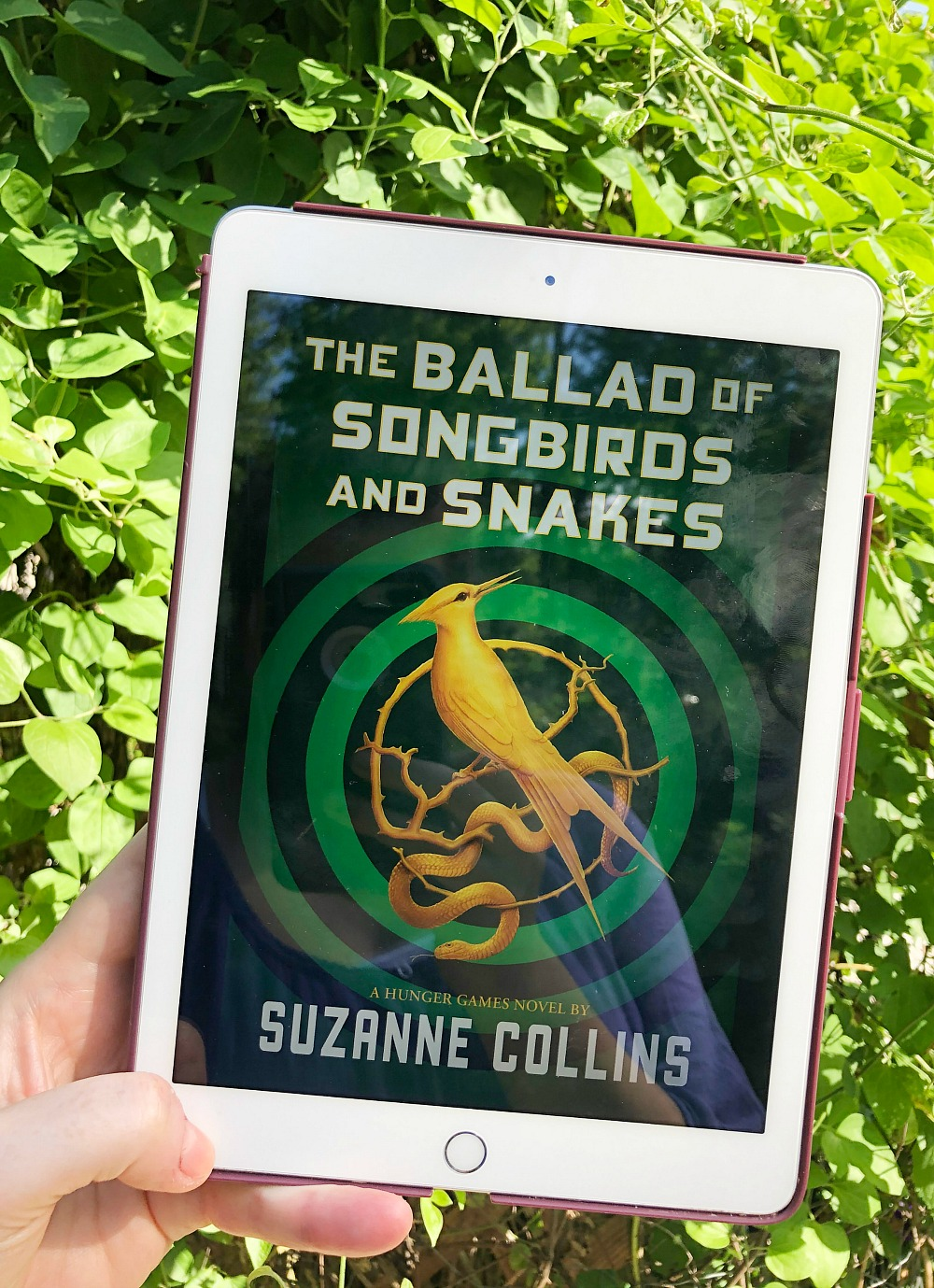 2020 Summer Reading List I The Ballad of Songbirds and Snakes by Suzanne Collins