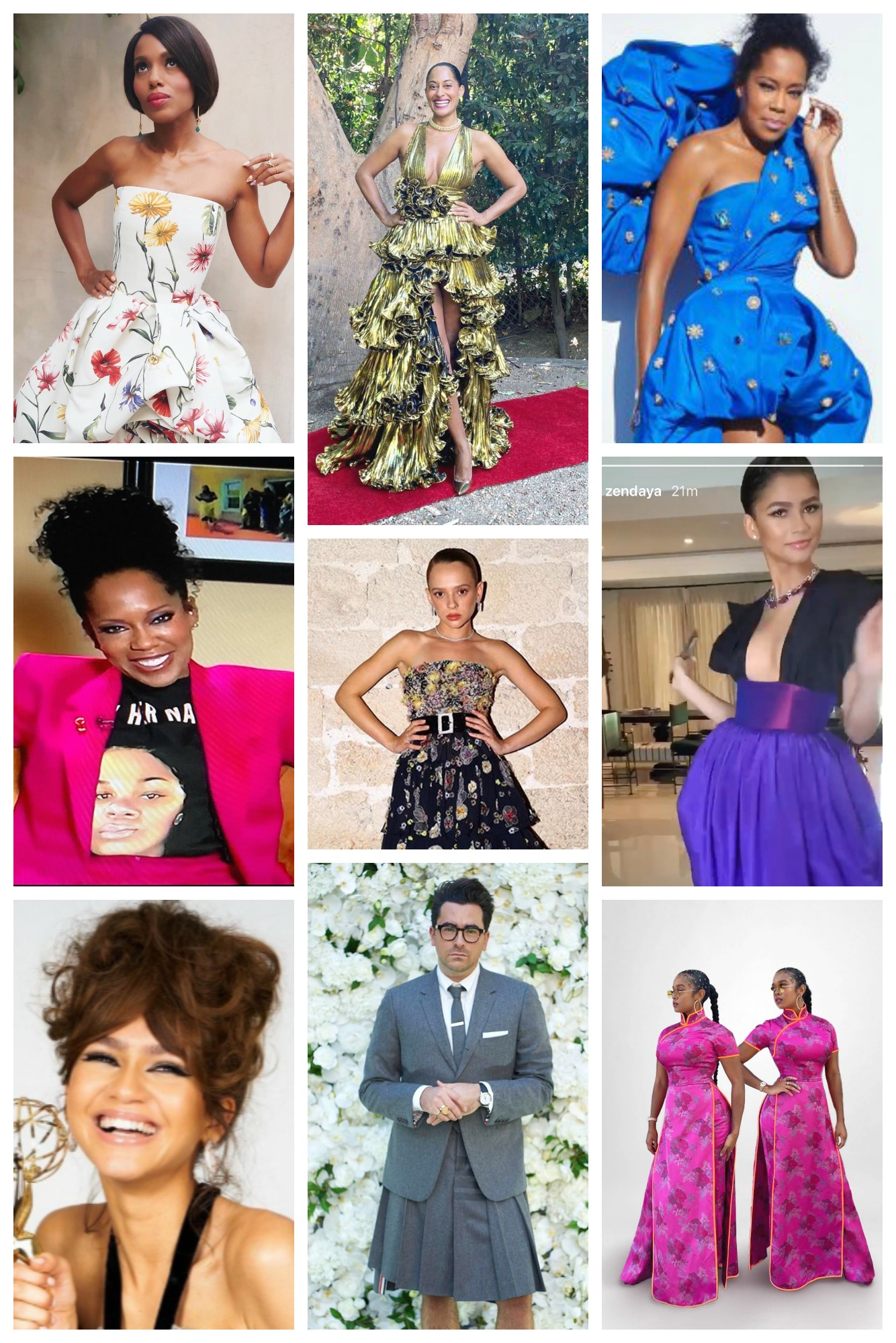 2020 Emmys Recap I From the celebrity fashions to the biggest highs and lows of ABC's attempt at a virtual major awards show #Emmys #RedCarpetFashion