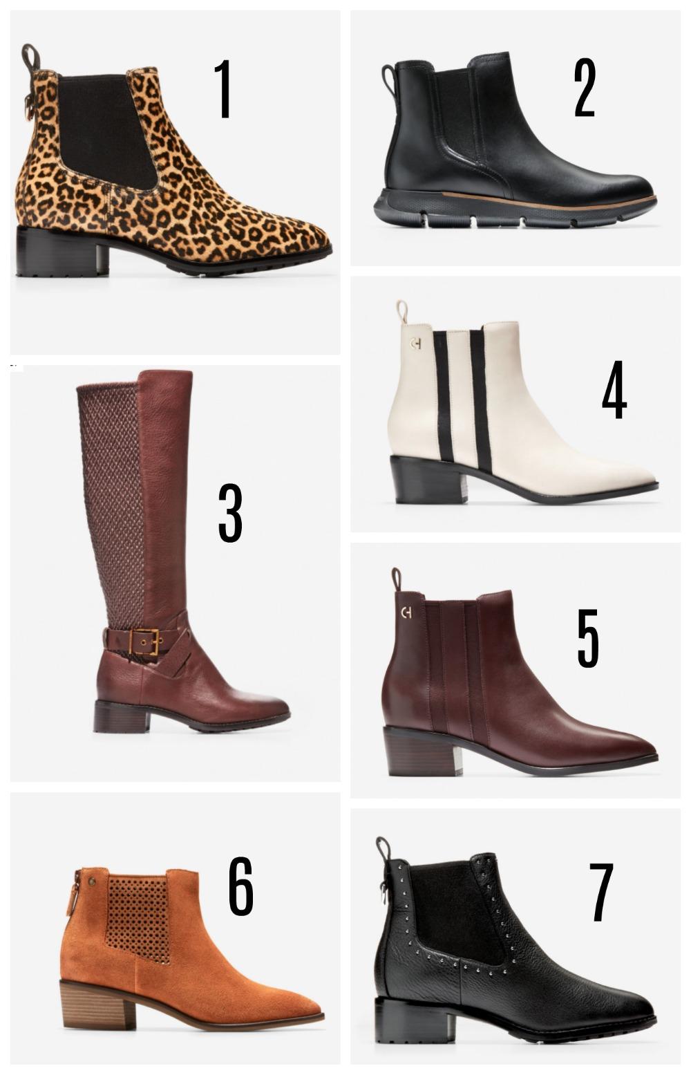 Fall 2020 Boots from COACH I Dreaminlace.com #womensfashion #COACHNY #fashionblog #fallfashion