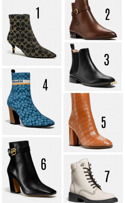 Fall 2020 Boots for Every Style and Budget