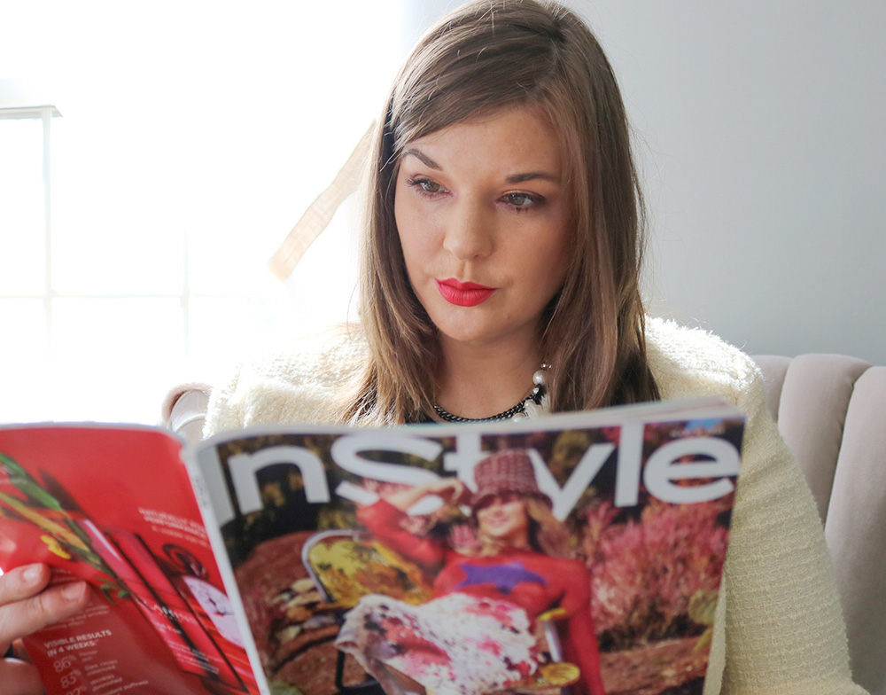 Are Fashion Magazines Dead? I Style blog DreaminLace