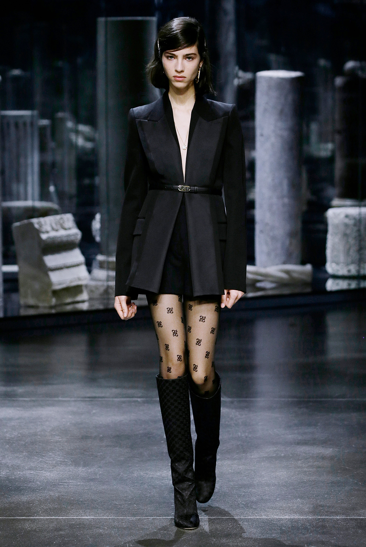 Best MFW Looks I Fendi Fall 2021 Collection #fashionblog #milanfashionweek #fashionstyle #falloutfits