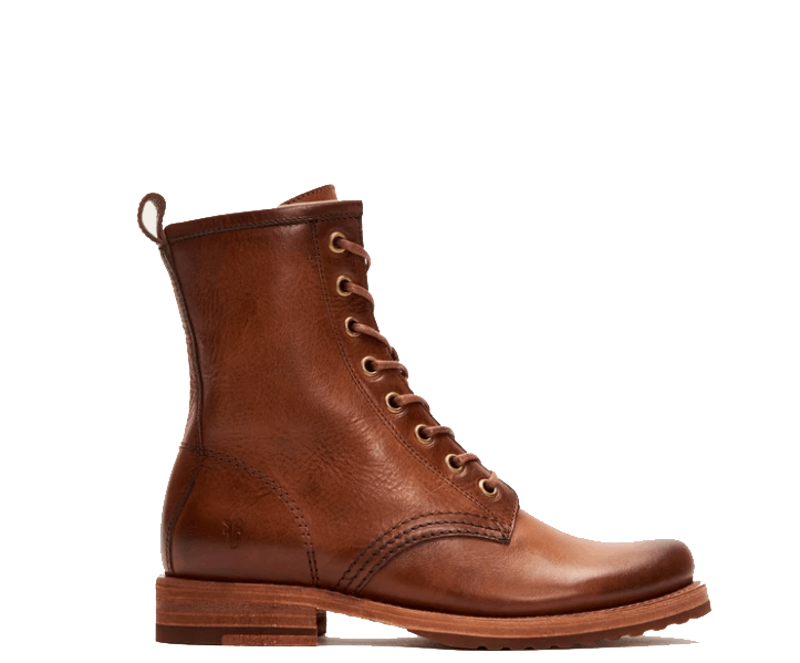 FRYE Spring Combat Boots for 2021 I DreaminLace.com #springstyle #shoes #fashionstyle