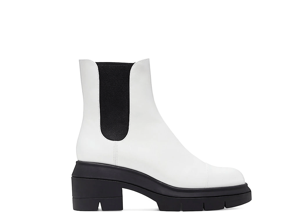 Stuart Weitzman Veronica Spring Combat Boots for 2021 I DreaminLace.com #springstyle #shoes #fashionstyle