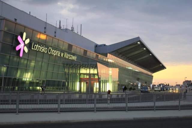 Аэропорт имени Фредерика Шопена