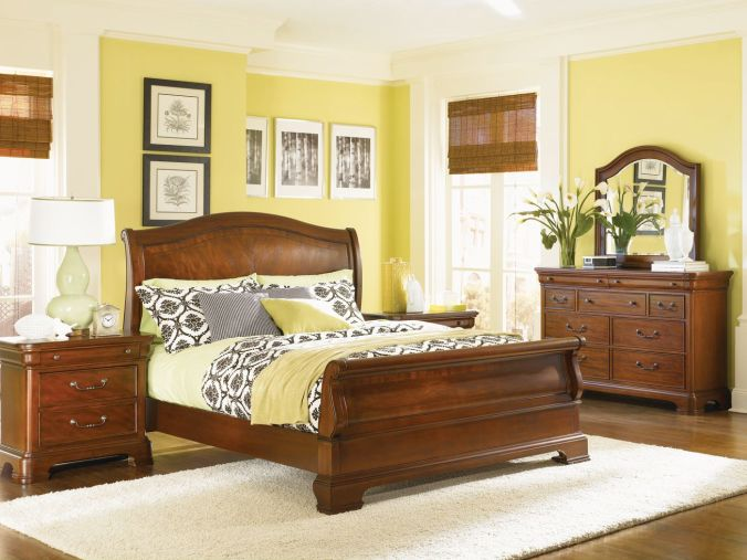 Evolution All Wood Bedroom Suite Dreamland Mattress Furniture Store Lebanon PA
