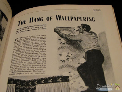 The Hang of Wallpapering