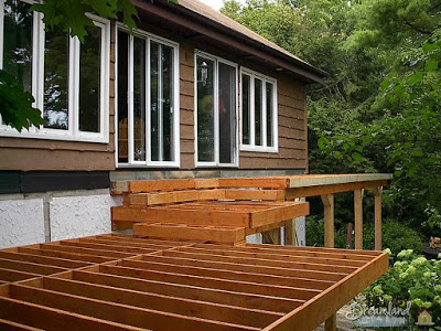 How to Determine Deck Framing Lumber Sizes