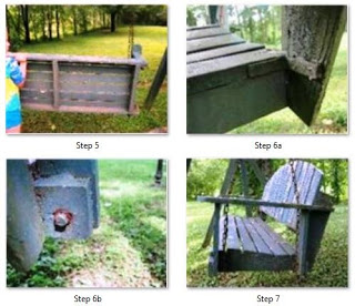 Swing Instructions Step 5 - 7