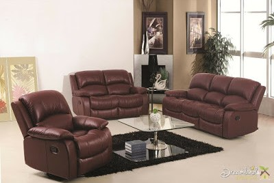 Using a Brown Leather Sofa to Inspire Decor