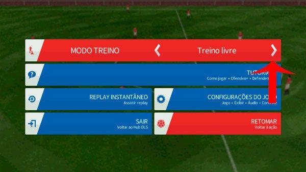 trocando-de-treino-dream-league-soccer