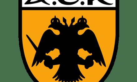 Kit AEK Atenas 2018 Novo Uniforme para DLS 20 – Dream League Soccer