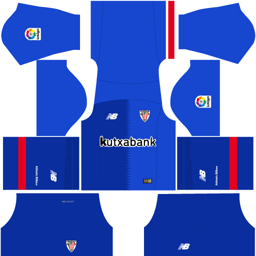 Kit-Athletic-Bilbao-dls-away---uniforme-fora-de-casa-18-19
