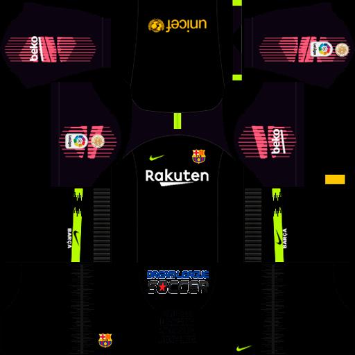 kit barcelona 2018 2019