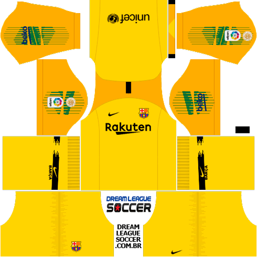 Kit-barcelona-DLS-fourth-Gk-quarto-uniforme-goleiro-18-19