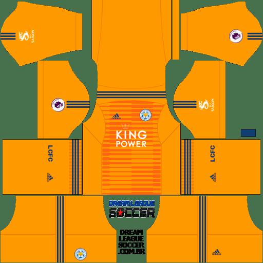 Kit-leicester-city-dls-third-Gk-terceiro-uniforme-goleiro-18-19