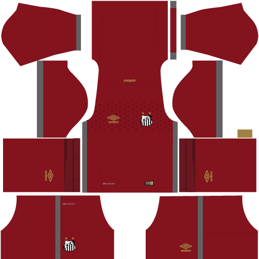 Kit-santos-dls-away-Gk--uniforme-goleiro-fora-de-casa-18-19
