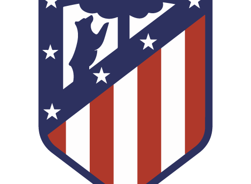 Kit Atlético de Madrid 2018/2019 Dream League Soccer kits URL 512×512 DLS 2020