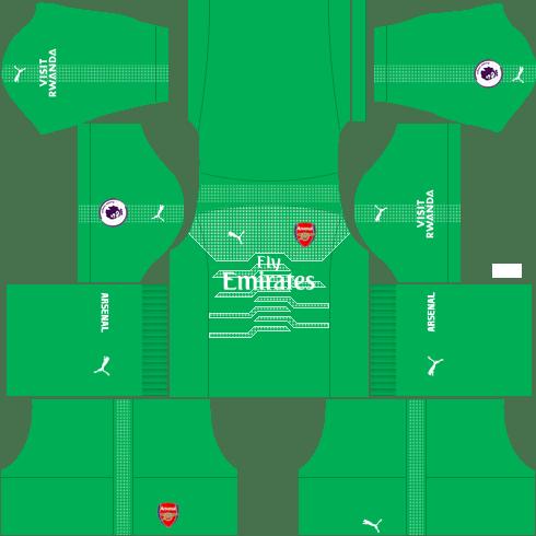 kit-Arsenal-dls-third-Gk-terceiro-uniforme-goleiro-18-19